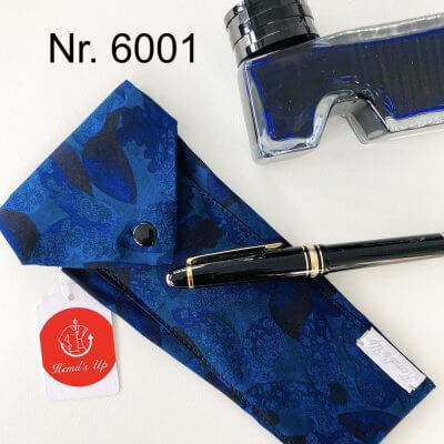 Stifteetui blau