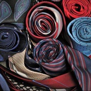 Wohin mit den alten Krawatten