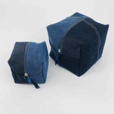 Kosmetiktaschen Jeans