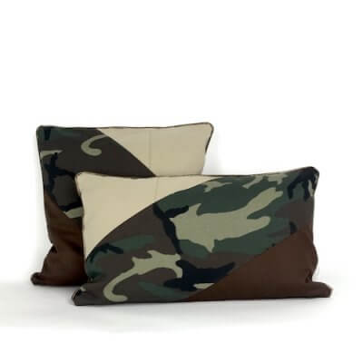Kissenhüllen Camouflage