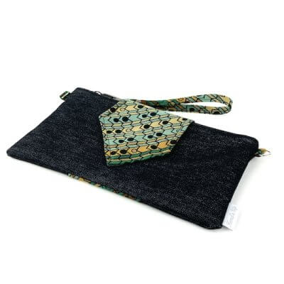 Clutch Bag Upcycling