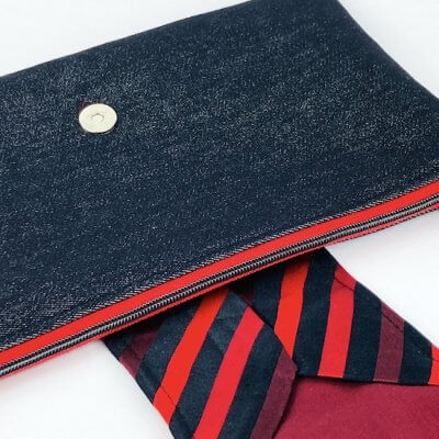 Clutch Upcycling