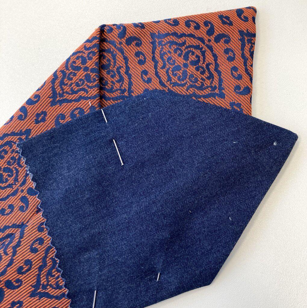 Upcycling Krawatte