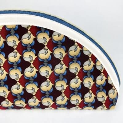 Etui Fisch Motiv Handmade